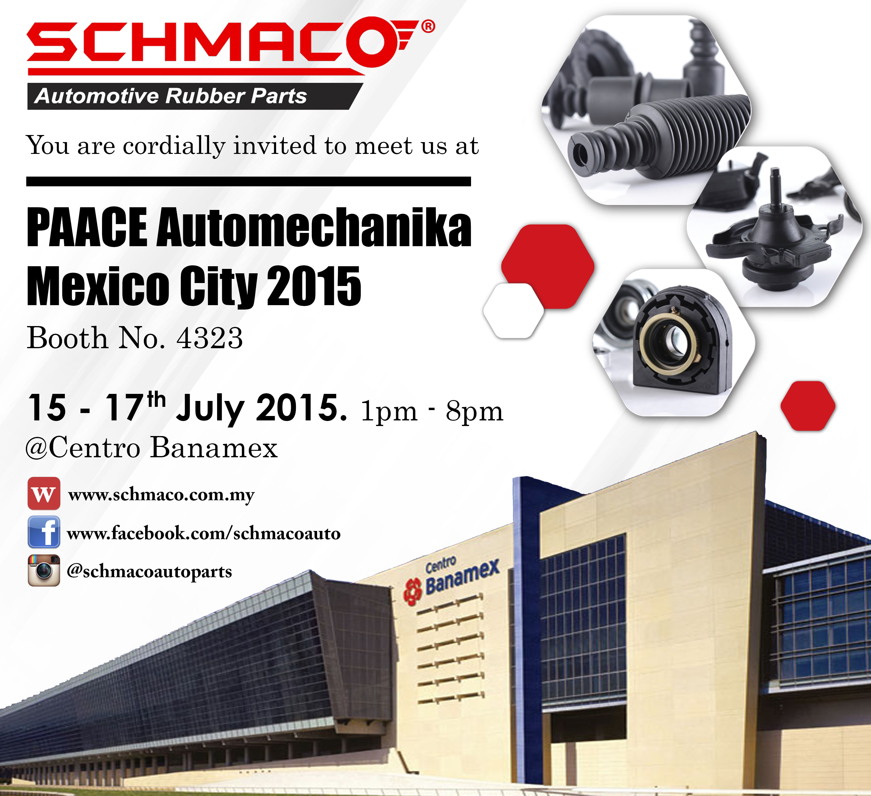18. Teaser for PAACE Automechanika 2015 13th July