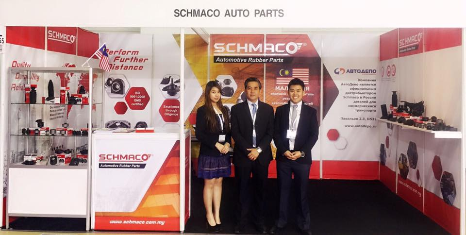 22. Automechanika Moscow Exhibition 24th August