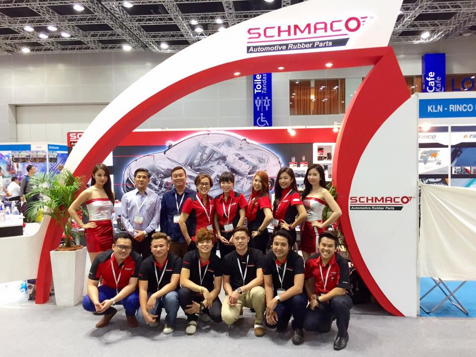 9. Thank You - Automechanika KL 2015, KL Convention Centre 22th March